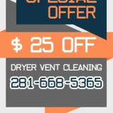 Dryer Vent Cleaning Kingwood Texas