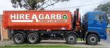 Rubbish Removal Melbourne - Large Bin Trucks