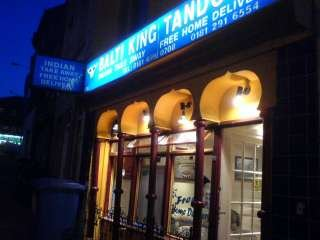 Balti King Tandoori Takeaway