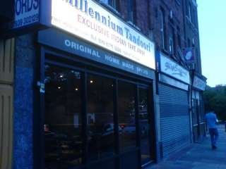 Millennium Tandoori Indian Takeaway