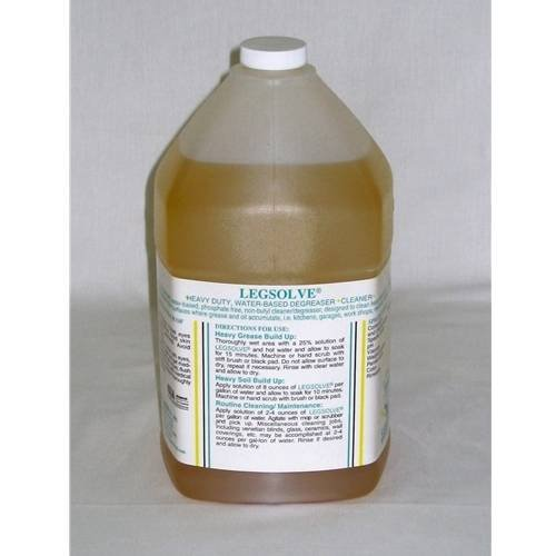 Legsolve Heavy Duty Degreaser <br /> Phosphate free - Non-butyl - Contains no abrasives Non-flammable - Fully bio-degradable<br /> <br />  General-purpose industrial cleaner/degreaser concentrate. Formulated with natural organic oil soap with selected emulsifiers, surfa Profile Photos of Walter G. Legge Company Inc. 444 Central Ave - Photo 9 of 12