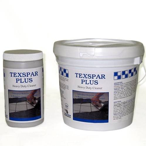 Texspar Plus Cleaner for Tile & Grout Cleaner <br />