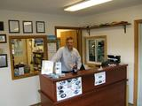 Meet Auto Shop owner- Mr Rich Udenberg to discuss about auto services at Cannon Auto Repair, Cannon Falls, MN