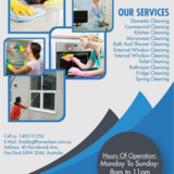 Homeclean Commercial & Domestic Cleaning | Fridge cleaning Sydney