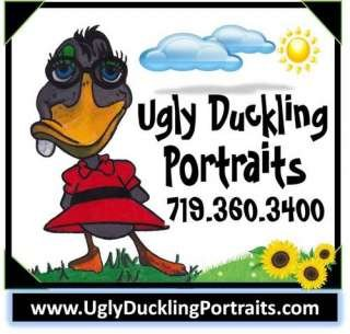 Ugly Duckling Portraits