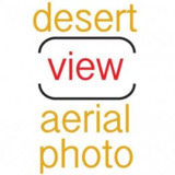 Desert View Aerial Photography