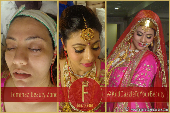 Bridal Makeup Bridal Makeup Artist Delhi NCR of Best Bridal Makeup Artist Delhi | Pooja Sharma A-129, Sector 19, Dwarka, Behind Vardhaman Crown Mall - Photo 3 of 12