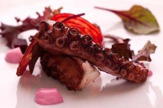 Grilled Octopus Profile Photos of Charbon Rouge 25 rue Marbeuf - Photo 2 of 5