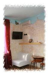 Double room, TV, A/C, sofa bed