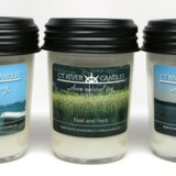 Soy Candles by CT River Candles