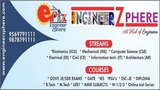 ENGINEERZPHERE - Best GATE Coaching in Chandigarh SCO-188-189-190, 1st Floor Sector-34A Chandigarh