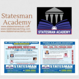 Statesman Academy For Best UGC NET Coaching in Chandigarh
