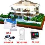 Home Alarm System and House Appliance Control Security Systems.