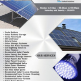 Solar Product Solutions | Solar Battery Storage Sunshine Coast