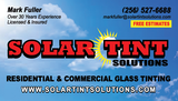 Window Tinting Service, Commercial Window Tinting