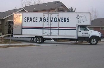 Movers, Moving Companies New Album of Space Age Movers 963 S. Orchard Rd. Suite 204 - A - Photo 1 of 3