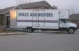 Movers, Moving Companies Space Age Movers 963 S. Orchard Rd. Suite 204 - A