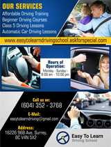 Profile Photos of Professional driving school in Surrey | Easy To Learn Driving School