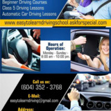 Professional driving school in Surrey | Easy To Learn Driving School