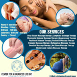 Pre-Natal and Postal Natal Massage in West Saint Paul