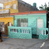 Hostal Minerva, independent house in Trinidad, Cuba