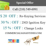 Commercial Lock & Key San Antonio