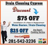 Profile Photos of Drain Cleaning Cypress