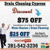 Drain Cleaning Cypress