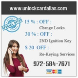 Unlock Car Dallas