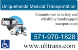 Profile Photos of Uniquehands Nonemergency Medical Transportation