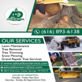 A & D Outdoor Service | Tree company in Grand Rapids
