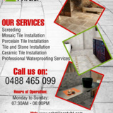 Professional Flooring and Stone Fitting in Hampton Park | Agha Tiling