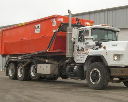 New Album of City Disposal Services Inc. 801-A N Bluemound Drive - Photo 3 of 4
