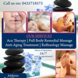 Remedial Massage Clinic | Anti aging neck treatment Hervey bay