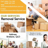 Removal Solutions | Removalist SANDGATE