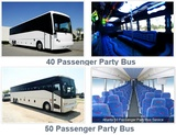 Atlanta Passenger Party Bus Rental