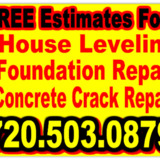 Manufactured Home Re-Leveling