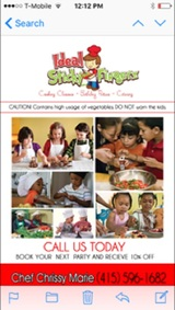Children Cooking Classes Sacramento