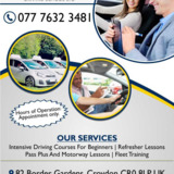 Bami driving school| Driving classes near me