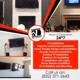 Home Theater Design and Installation in Humble | Same Day Installs