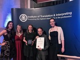 ITI award winners