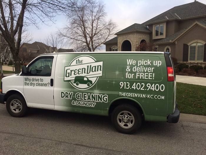 New Album of The Green Van Dry Cleaning & Laundry 10380 Mastin St - Photo 1 of 4