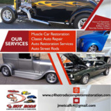 Complete Auto Restoration Services in Denver | C4 Hot Rods & Complete