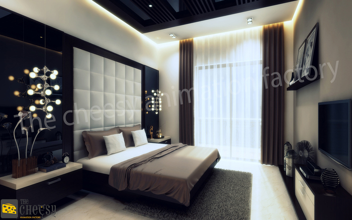3D Architectural Rendering of 3D Architectural Visualization 602- 6th Floor, President House, Near Ambawadi Circle, Opp. C N Vidhyalay - Photo 5 of 7