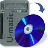 transfer u-matic to dvd