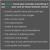 The Great Travel Plan