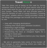 Travel Mate Great Little Travel 1 Cote Cottages