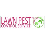 Lawn Pest Control Service by Pink and Green