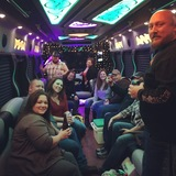 Party Bus to a Concert
