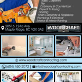 Exterior and Interior Painting Service in Maple Ridge | Woodcraft